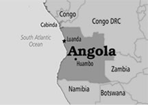 Angola Project, Africa